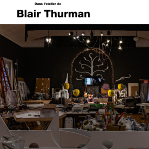 Blair Thurman, Numero