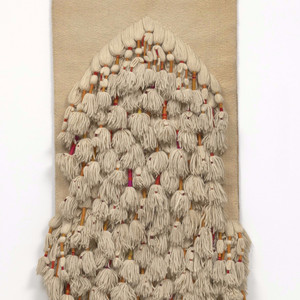 sheila-hicks prayer rug 1965 moma making space